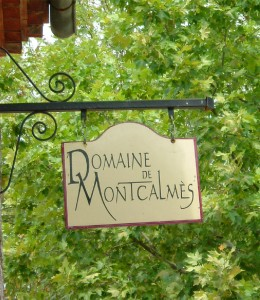 Domaine de Montcalmès