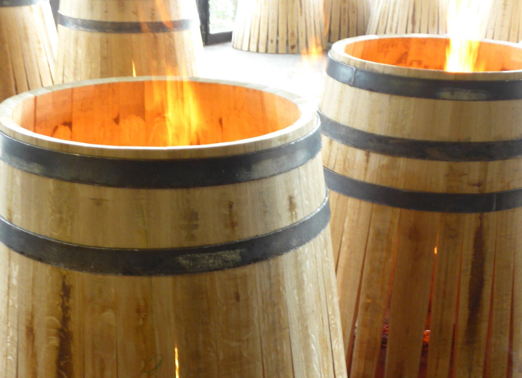 Demi Tonneau En Bois 01 le vin et le bois, du mariage de raison à l'histoire d