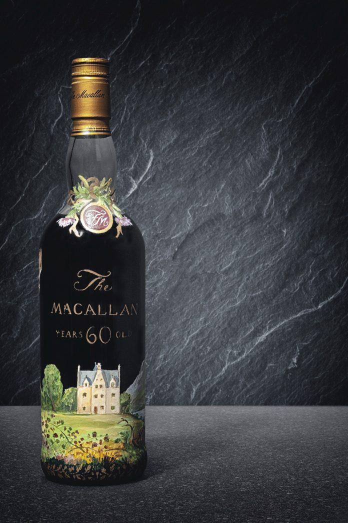 Le Whisky Le Plus Cher Du Monde En Magnum